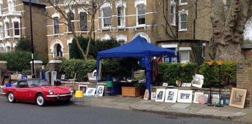 Front Garden Sale